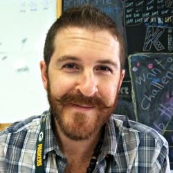 Bryan Iverson - First Grade teacher