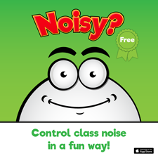 A Noise Level Meter built for the Classroom. | Too Noisy